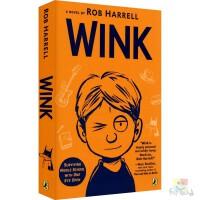 Wink 眼睛眨呀眨 Rob Harrell 趣味漫画插图 积极正能量读物 纽约时报年度十佳童书 青少年课外章节小说 英