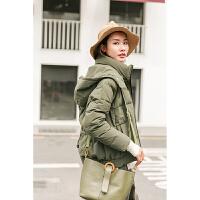 【下单领券立减120元】云上生活女装韩版短款羽绒服外套Y7749