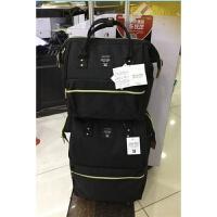 拉杆箱双肩包手提包万向轮大容量拉杆袋旅行包背包可以上飞机 20寸