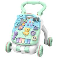宝宝学步车手推车防侧翻婴儿学步推车学走路助步车玩具