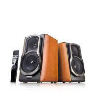 Edifier/漫步者 S2000MKII无线蓝牙HIFI音箱多媒体电脑木质音响
