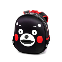 KUMAMON 日本熊本熊-13寸儿童书包 开口笑 GZ0122