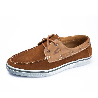 骆驼动感男士时尚休闲鞋