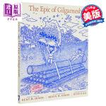 【中商原版】吉尔伽美什史诗 英文原版 The Epic of Gilgamesh