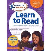 迷上自然拼读学习阅读:4-6岁学前【现货】英文原版童书Amazon Exclusive Hooked on Phoni