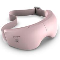 美国西屋 眼部按摩仪热敷护眼仪按摩器眼睛眼部音乐眼罩按摩仪眼保仪 WEN-C280 莫兰迪粉