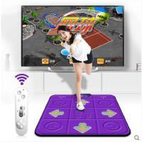 家用运动健身无线体感发光瘦身减肥机跳舞毯电视电脑接口两用单人游戏机
