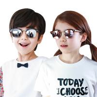 KK树儿童眼镜墨镜太阳镜男女童潮夏季个性时尚宝宝太阳镜女童墨镜