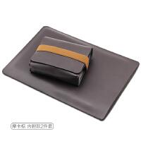 联想Yoga 4 Pro笔记本电脑包13.3内胆包皮套yoga 900-13isk保护套 内胆款 摩卡棕2件 13.3