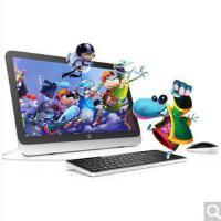 惠普(HP)22-3022cn 21.5英寸一体机 N3700 4GB 500GB 2GB独显 wifi 蓝牙 键鼠