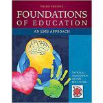 【预订】FOUNDATIONS OF EDUCATION 3E: AN EMS APPROACH 9781284145