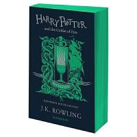 哈利波特与火焰杯 斯莱特林学院版 英文原版小说 Harry Potter and the Goblet of Fire
