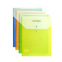 树德文具S218 文件袋A4塑料公文袋韩国档案袋 资料试卷袋 双层