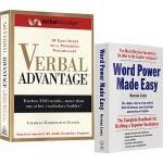 英文英文原版 Word Power Made Easy 单词的力量 Verbal Advantage 英语词汇单词学习
