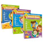 Evan-Moor Smart Start Pre K grade K first grade 1 聪慧启蒙3册套装