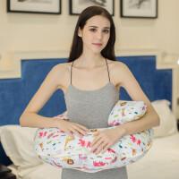 婴儿宝宝学坐枕孕妇可调节喂奶垫喂奶哺乳枕U型枕
