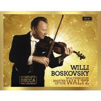 现货 [中图音像][进口CD]威利・波斯可夫斯基 Decca录音全集 50CD Willi Boskovsky: Co
