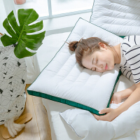 低薄矮枕芯平枕头棉助睡眠护颈枕家用 48x74cm