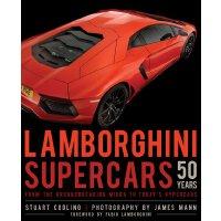 英文原版 兰博基尼超级跑车50年 Lamborghini Supercars 50 Years: From the G