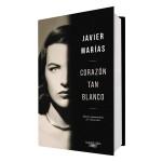 西班牙语原版 如此苍白的心 25周年精装纪念版 Corazón tan blanco 哈维尔・马里亚斯 Javier