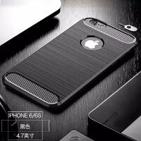 苹果6splus手机壳iphone6s保护套男硅胶磨砂软壳6plus全包防摔个性创意潮牌pg高档女款