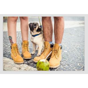 【香港现货】TIMBERLAND/添柏岚经典大黄靴踢不烂男鞋防水抗疲劳靴子10061专柜同款