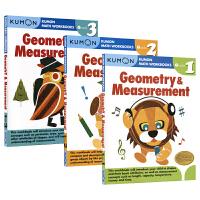 Kumon Math Workbooks Geometry & Measurement Grade 1 2 3 公文式