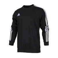Adidas阿迪达斯男装 足球运动训练透气圆领卫衣套头衫 BR1509