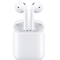 Apple AirPods 蓝牙无线耳机 MMEF2CH/A