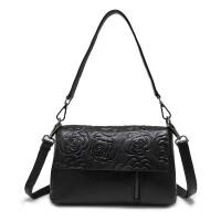 女士包包新款真皮女包斜挎包软皮手提包小包单肩包中年妈妈包