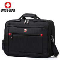 SWISSGEAR瑞士军刀电脑包13.3英寸苹果笔记本内胆包手提公文包13-14英寸文件包