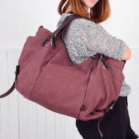 百搭文艺帆布包女士包单肩包斜挎包手提包女包大包包