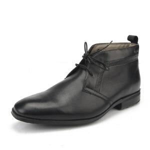 Clarks/其乐男鞋2017秋冬新款真皮防水休闲短靴Gleeson Hi GTX专柜正品直邮