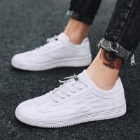鞋子男鞋夏季潮鞋2019新款板鞋男士休闲白鞋男百搭夏季透气小白鞋