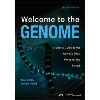 【预订】Welcome To The Genome - A User'S Guide To The Genetic Pa