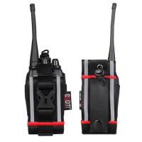 对讲机手臂包通用腰带挂包对讲机专用套反光保护套运动臂包
