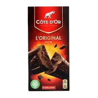 Cote D'or克特多金象 亿滋进口 黑巧克力 条块装200g(比利时进口) 七夕* 休闲小零食