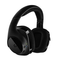 Logitech/罗技 G533 电竞耳机 Wireless DTS 7.1 环绕声游戏耳机麦克风 头戴式耳机