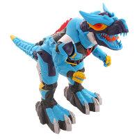 遥控大号恐龙变形玩具金刚机器人模型双锵龙钢索男孩变形玩具