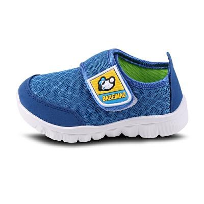 201908211808513212019春夏季新款婴儿幼儿学步鞋儿童鞋防滑软底凉鞋透气儿童网面网鞋男童女童宝宝鞋1-3岁2运动机能鞋