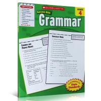 Scholastic Success With Grammar, Grade 4 学乐成功必赢阅读:4年级语法【英文原
