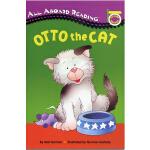 OTTO THE CAT 汪培�E第一阶段 Penguin Group pic 英文原版绘本 儿童图画故事书