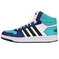 Adidas阿迪达斯男鞋NEO运动鞋高帮休闲鞋板鞋FV2729