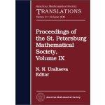 【预订】Proceedings of the St. Petersburg Mathematical Society,