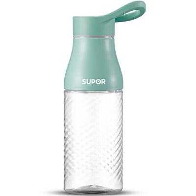 苏泊尔(SUPOR)水杯BB杯Tritan塑料杯学生儿童水壶随手杯茶水杯子Young系列 KC55BN1 550毫升