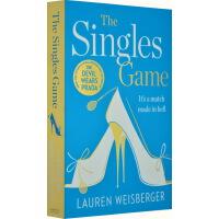 【英文原版】The Singles Game MM 穿普拉达的女王同作者 时尚女魔头