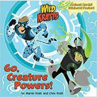 【预订】Go, Creature Powers! 9781101933060