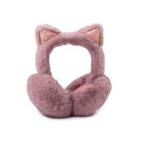休闲可爱耳罩护耳女生 耳捂保暖可折叠猫耳