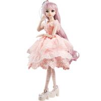 芭比洋娃娃玩具套装女孩大号公主单个60厘米礼盒仿真精致