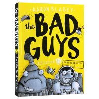 我是大坏蛋5 The Bad Guys Episode 5 Intergalactic Gas 英文原版 砍人先生 英文
